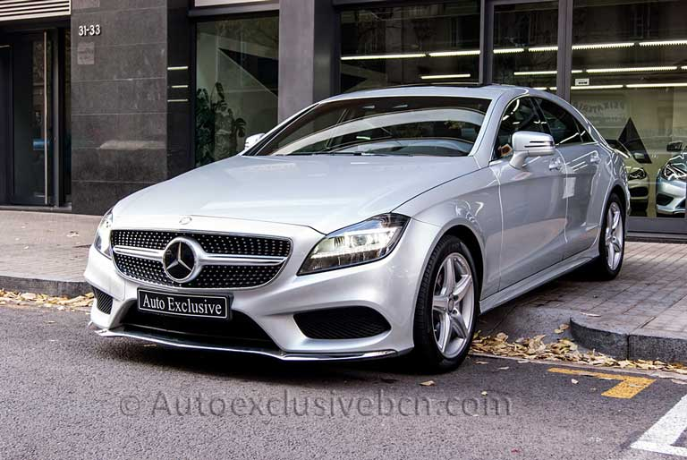 20-Mercedes - Benz CLS 350 BT 4Matic Coupe AMG