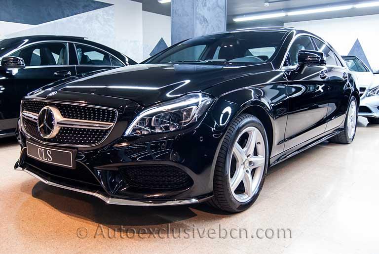 16-Mercedes-Benz CLS 350 BT Coupè *AMG