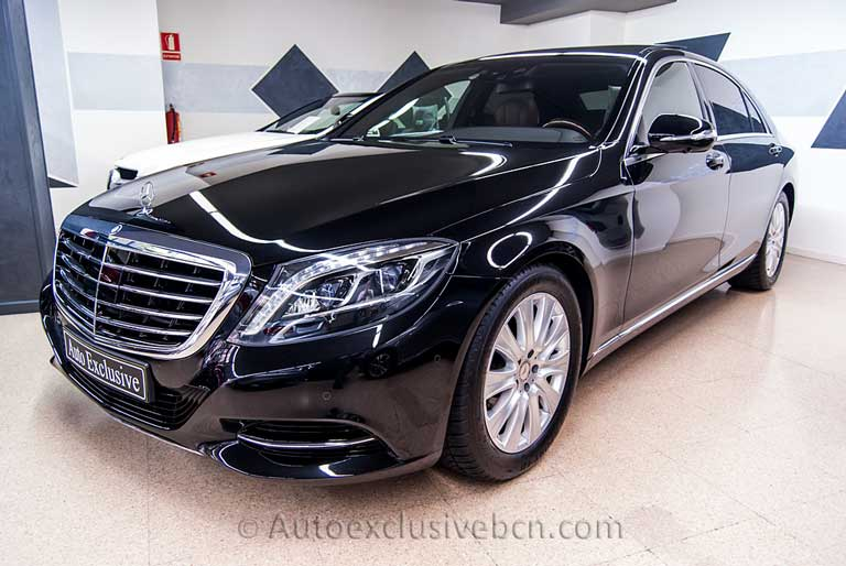 23-Mercedes - Benz Clase S 350 BT Largo