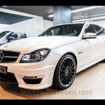 Mercedes-Benz-C-63-AMG-Estate-V8-457-c.v-Blanco-Diamante-Piel-Roja