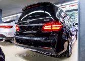 Mercedes-Benz Clase GLS 350d 4Matic AMG -2016- Negro Obsidiana - Piel Negra - Full Equip - Stock Auto Exclusive BCN - Lateral DerechoTrasero- Auto Exclusive BCN tu concesionario de vehículo Ocasión - Demo- y Gerencia Mercedes-Benz en Barcelona