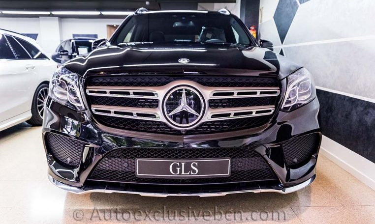 Mercedes-Benz S 350 d 4Matic Largo - Negro - Piel Beige - 4 - Auto Exclusive BCN tu concesionario Ocasión Mercedes-Benz en Barcelona. - 4