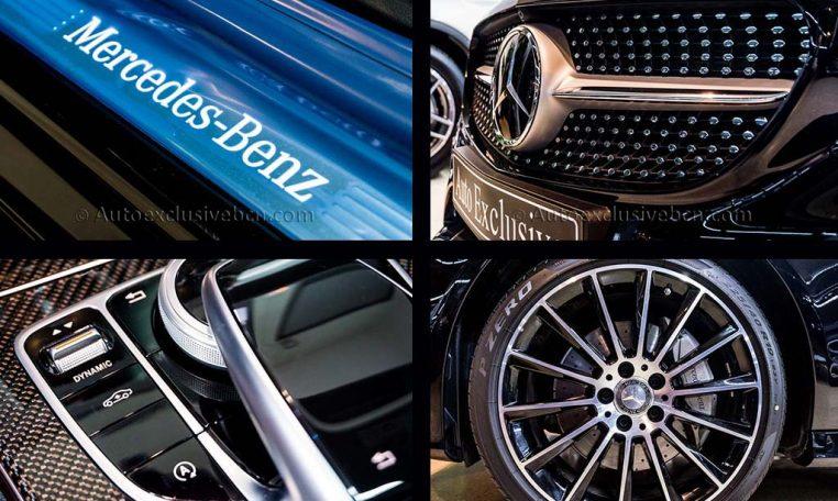 Mercedes-C-300-Coupè---AMG---Negro---Piel-Roja--Auto-Exclusive-BCN---Concesionario-Ocasion-Mercedes-Benz-Barcelona-4xdetalle3