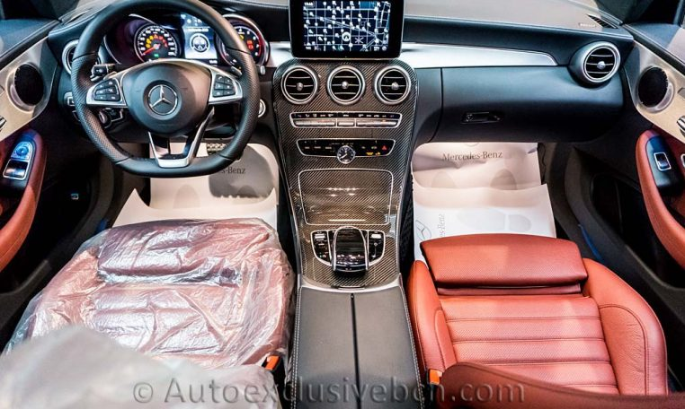 Mercedes-C-300-Coupè---AMG---Negro---Piel-Roja--Auto-Exclusive-BCN---Concesionario-Ocasion-Mercedes-Benz-Barcelona_DSC3596