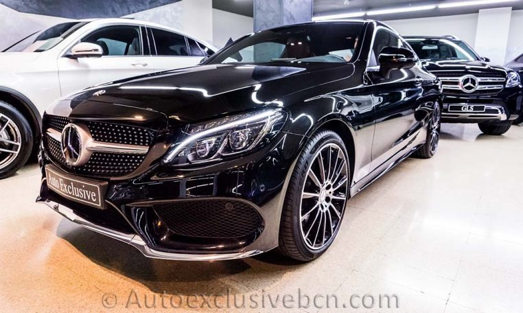Mercedes-C-300-Coupè---AMG---Negro---Piel-Roja--Auto-Exclusive-BCN---Concesionario-Ocasion-Mercedes-Benz-Barcelona_DSC3615