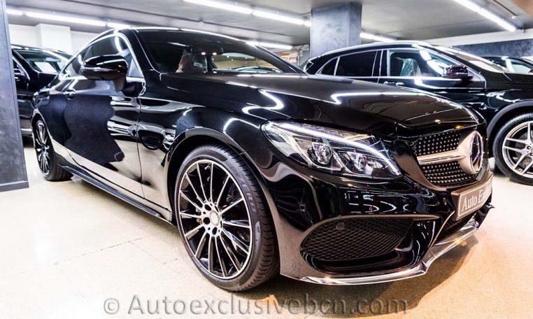 Mercedes-C-300-Coupè---AMG---Negro---Piel-Roja--Auto-Exclusive-BCN---Concesionario-Ocasion-Mercedes-Benz-Barcelona_DSC3618
