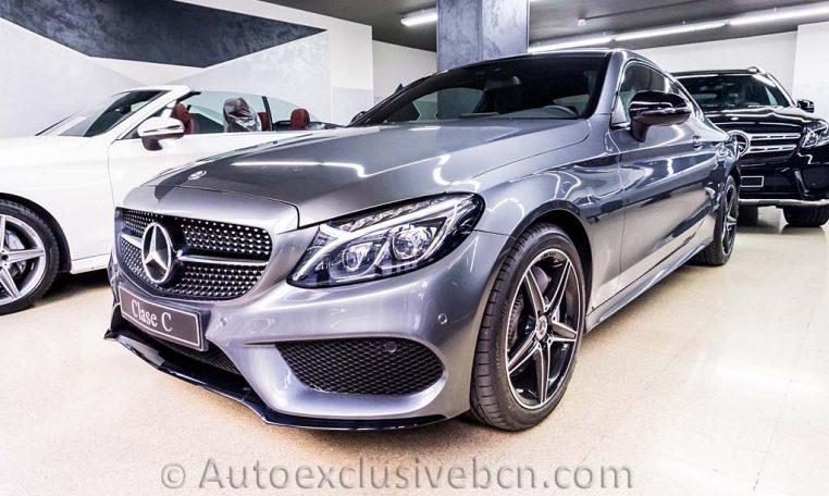 Mercedes-C-300-Coupè---AMG---Gris-Selenita---Auto-Exclusive-BCN---Concesionario-Ocasion-Mercedes-Benz-Barcelona_DSC4309