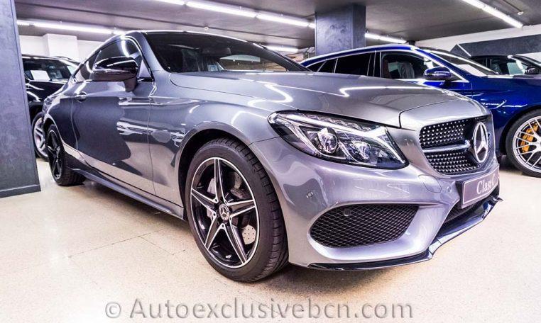 Mercedes-C-300-Coupè---AMG---Gris-Selenita---Auto-Exclusive-BCN---Concesionario-Ocasion-Mercedes-Benz-Barcelona_DSC4313