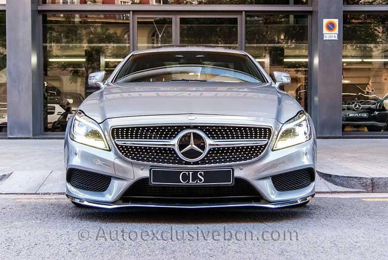Mercedes CLS 350d Coupè - Auto Exclusive BCN - Concesionario Ocasión Mercedes Benz_DSC3215