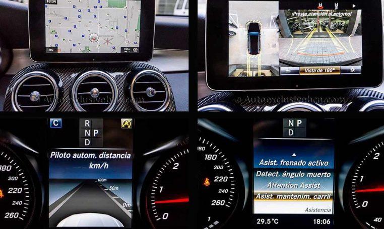 Mercedes GLC 350d 4M Coupè AMG - Auto Exclusive BCN -Concesionario Ocasión Mercedes Barcelona-4xdetalle-1