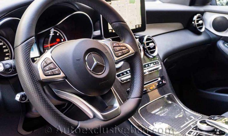 Mercedes GLC 350d 4M Coupè AMG - Auto Exclusive BCN -Concesionario Ocasión Mercedes Barcelona_DSC5465