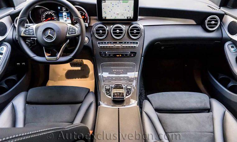 Mercedes GLC 350d 4M Coupè AMG - Auto Exclusive BCN -Concesionario Ocasión Mercedes Barcelona_DSC5470