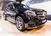 Mercedes GLS 350d AMG - Negro - Auto Exclusive BCN - Concesionario Ocasión Mercedes Barcelona_DSC570