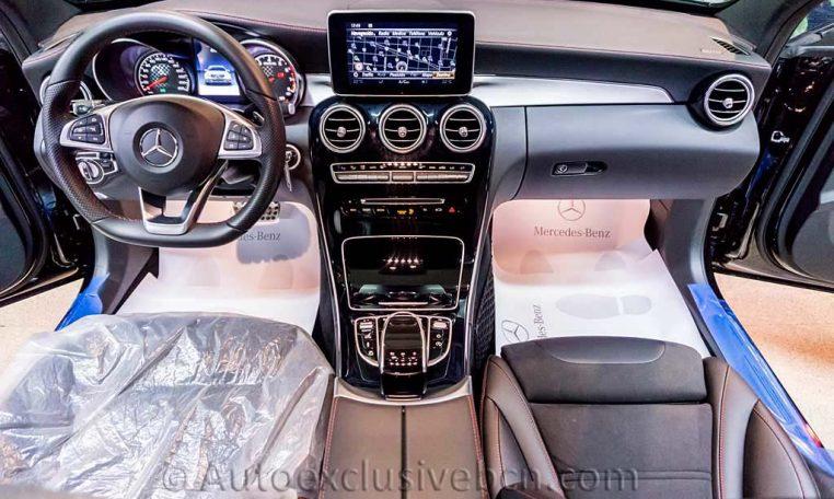 Mercedes C 43 AMG-Estate 4M - Negro -Auto Exclusive-BCN-Concesionario-Ocasion-Mercedes-Barcelona_DSC5770