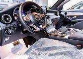 Mercedes GLC 250 4M AMG - Blanco - Auto Exclusive BCN - Concesionario Ocasion Mercedes Barcelona_DSC6173