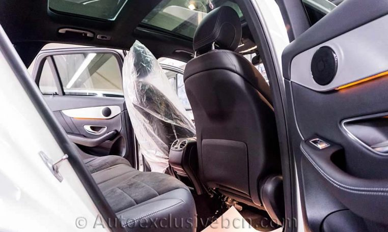 Mercedes GLC 250 4M AMG - Blanco - Auto Exclusive BCN - Concesionario Ocasion Mercedes Barcelona_DSC6177