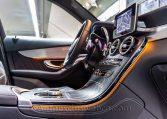 Mercedes GLC 250 4M AMG - Blanco - Auto Exclusive BCN - Concesionario Ocasion Mercedes Barcelona_DSC6189