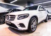 Mercedes GLC 250 4M AMG - Blanco - Auto Exclusive BCN - Concesionario Ocasion Mercedes Barcelona_DSC6194