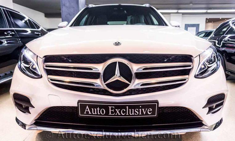 Mercedes GLC 250 4M AMG - Blanco - Auto Exclusive BCN - Concesionario Ocasion Mercedes Barcelona_DSC6198