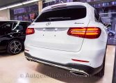 Mercedes GLC 250 4M AMG - Blanco - Auto Exclusive BCN - Concesionario Ocasion Mercedes Barcelona_DSC6204