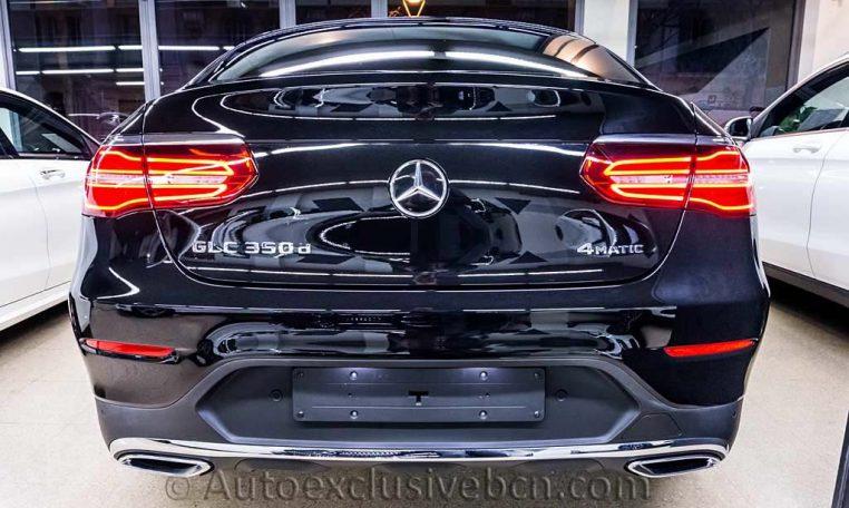 Mercedes GLC 350d 4M Coupè AMG - Auto Exclusive BCN -Concesionario Ocasión Mercedes Barcelona_DSC6259