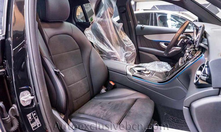 Mercedes GLC 350d 4M Coupè AMG - Auto Exclusive BCN -Concesionario Ocasión Mercedes Barcelona_DSC6277 (1)