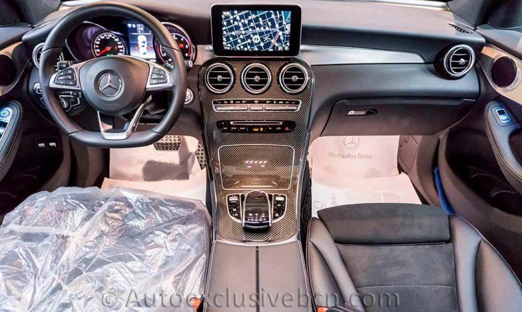 Mercedes GLC 350d 4M Coupè AMG - Auto Exclusive BCN -Concesionario Ocasión Mercedes Barcelona_DSC6280 (1)
