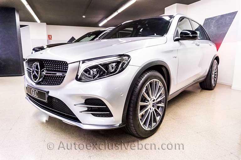 Mercedes GLC-43-AMG-Plata-2-Auto Exclusive BCN-Concesionario-Ocasion-Mercedes-Barcelona_DSC4346