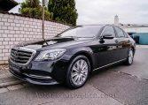 Mercedes S 350d 4M Corto -Negro-Piel Beige - Auto Exclusive BCN- Concesionario Ocasión Mercedes Barcelona_DSC8094