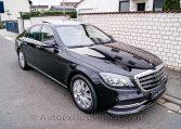 Mercedes S 350d 4M Corto -Negro-Piel Beige - Auto Exclusive BCN- Concesionario Ocasión Mercedes Barcelona_DSC8118
