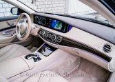 Mercedes S 350d 4M Corto -Negro-Piel Beige - Auto Exclusive BCN- Concesionario Ocasión Mercedes Barcelona_DSC8121