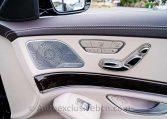 Mercedes S 350d 4M Corto -Negro-Piel Beige - Auto Exclusive BCN- Concesionario Ocasión Mercedes Barcelona_DSC8122