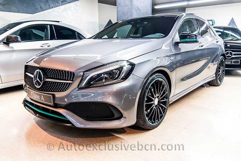 Mercedes-A-250-AMG-Petronas-Edition---Auto-Exclusive-BCN---Conesioanrio-Ocasión-Mercedes-Barcelona--1