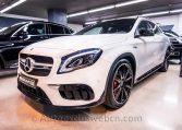 Mercedes GLA 45 AMG 4M - Blanco - Performance - Auto Exclusive BCN - Concesionario Ocasión Mercedes Barcelona_DSC6631