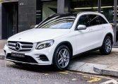 Mercedes GLC 250 4M - AMG - Blanco - Auto Exclusive BCN - Concesionario Ocasión Mercedes Barcelona_DSC5844