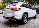 Mercedes GLC 250 4M - AMG - Blanco - Auto Exclusive BCN - Concesionario Ocasión Mercedes Barcelona_DSC5851