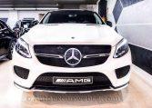 Mercedes GLE 43 AMG Coupè - Blanco - Auto Exclusive BCN - Concesionario Ocasión Mercedes Barcelona_DSC6569