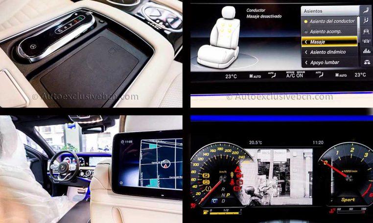Mercedes S 350d Largo AMG -Mod. 2019 -Auto Exclusive BCN - Concesionario Ocasión Mercedes Barcelona-4XDETALLE2