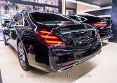 Mercedes S 350d Largo AMG -Mod. 2019 -Auto Exclusive BCN - Concesionario Ocasión Mercedes Barcelona_DSC6653
