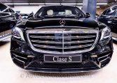 Mercedes S 350d Largo AMG -Mod. 2019 -Auto Exclusive BCN - Concesionario Ocasión Mercedes Barcelona_DSC6659