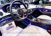 Mercedes S 350d Largo AMG -Mod. 2019 -Auto Exclusive BCN - Concesionario Ocasión Mercedes Barcelona_DSC6669