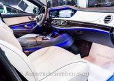 Mercedes S 350d Largo AMG -Mod. 2019 -Auto Exclusive BCN - Concesionario Ocasión Mercedes Barcelona_DSC6670