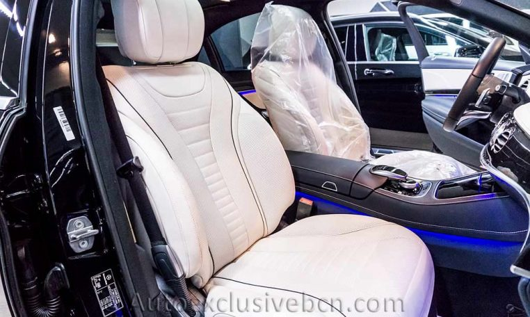 Mercedes S 350d Largo AMG -Mod. 2019 -Auto Exclusive BCN - Concesionario Ocasión Mercedes Barcelona_DSC6675