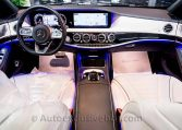 Mercedes S 350d Largo AMG -Mod. 2019 -Auto Exclusive BCN - Concesionario Ocasión Mercedes Barcelona_DSC6678