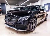 Mercedes - AMG C 43 4Matic Estate - Negro -Auto Exclusive BCN-Concesionario Ocasion Mercedes Barcelona_DSC6842