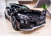 Mercedes - AMG C 43 4Matic Estate - Negro -Auto Exclusive BCN-Concesionario Ocasion Mercedes Barcelona_DSC6847