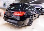 Mercedes - AMG C 43 4Matic Estate - Negro -Auto Exclusive BCN-Concesionario Ocasion Mercedes Barcelona_DSC6849