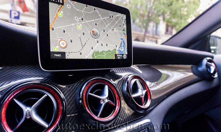 Mercedes GLA 45 AMG 4M - Blanco - Performance - Auto Exclusive BCN - Concesionario Ocasión Mercedes Barcelona_DSC6779