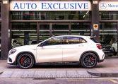Mercedes GLA 45 AMG 4M - Blanco - Performance - Auto Exclusive BCN - Concesionario Ocasión Mercedes Barcelona_DSC6797