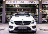 Mercedes GLE 43 AMG Coupè - Blanco - Auto Exclusive BCN - Concesionario Ocasión Mercedes Barcelona_DSC7152